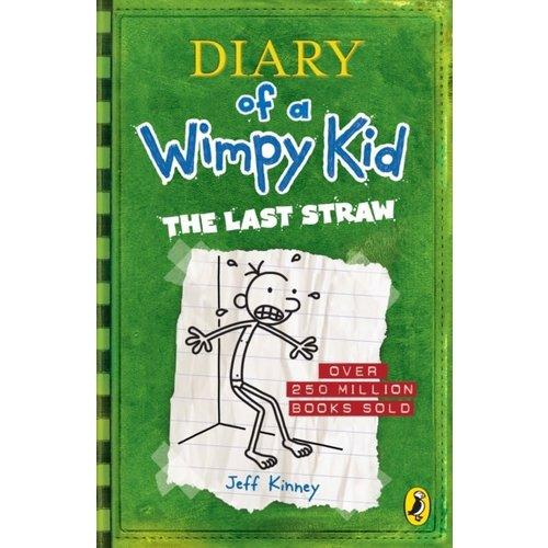 Jeff Kinney Diary of a Wimpy Kid: The Last Straw