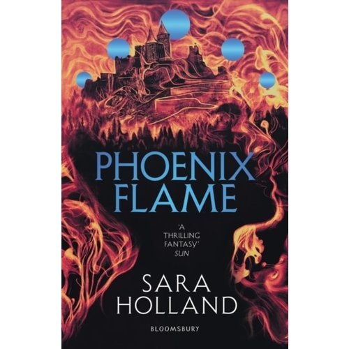 Sara Holland Phoenix Flame