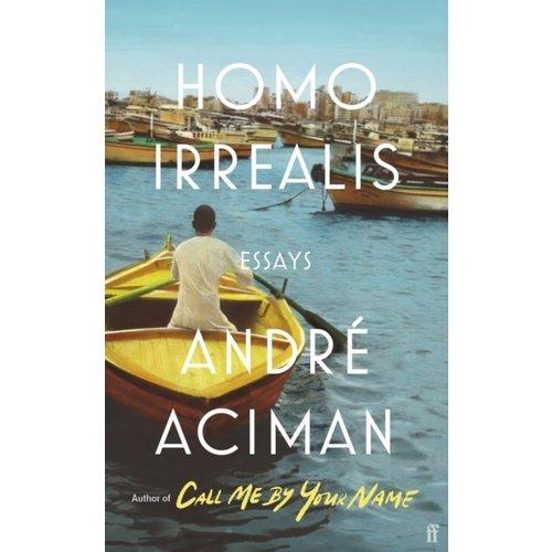 André Aciman Homo Irrealis