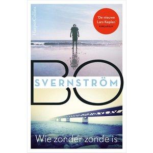 Bo Svernstrom Wie zonder zonde is