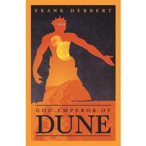 Frank Herbert God Emperor of Dune