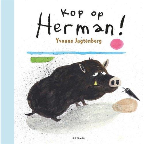 Yvonne Jagtenberg Kop op, Herman!
