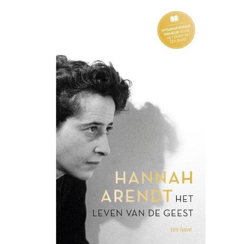 Hannah Arendt Het leven van de geest