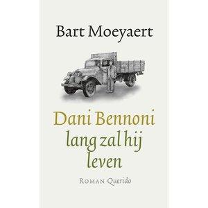 Bart Moeyaert Dani Bennoni: lang zal hij leven
