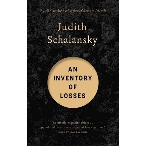 Judith Schalansky An Inventory of Losses