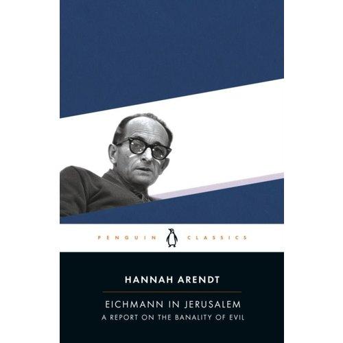 Hannah Arendt Eichmann in Jerusalem