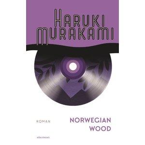 Haruki Murakami Norwegian Wood (NL)