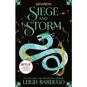 Leigh Bardugo Siege and Storm