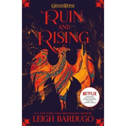 Leigh Bardugo Ruin and Rising