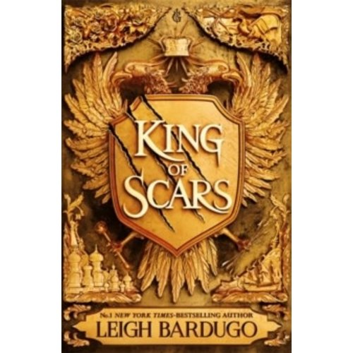 Leigh Bardugo King of Scars