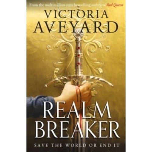 Victoria Aveyard Realm Breaker