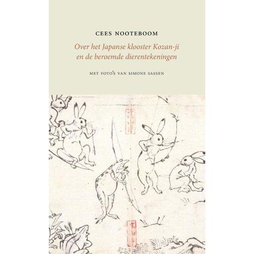 Cees Nooteboom Over het Japanse klooster Kozan-ji en de beroemde dierentekeningen