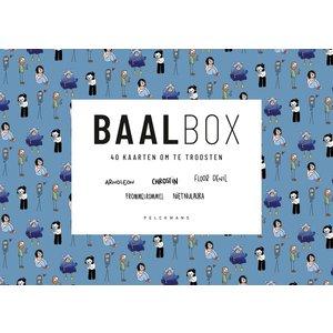Gesigneerd: BAALbox: 40 kaarten om te troosten