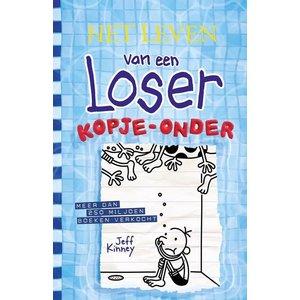 Jeff Kinney Het leven van een loser 15: Kopje-onder