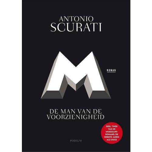 Antonio Scurati De man van de voorzienigheid