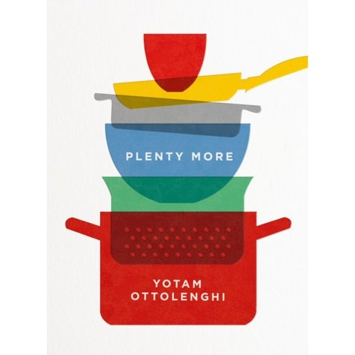 Yotam Ottolenghi Plenty More