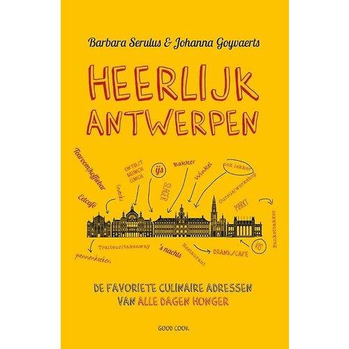 Barbara Serulus Heerlijk Antwerpen