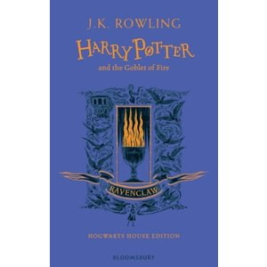J.K. Rowling Harry Potter and the Goblet of Fire - Ravenclaw