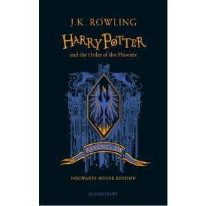 J.K. Rowling Harry Potter and the Order of the Phoenix - Ravenclaw