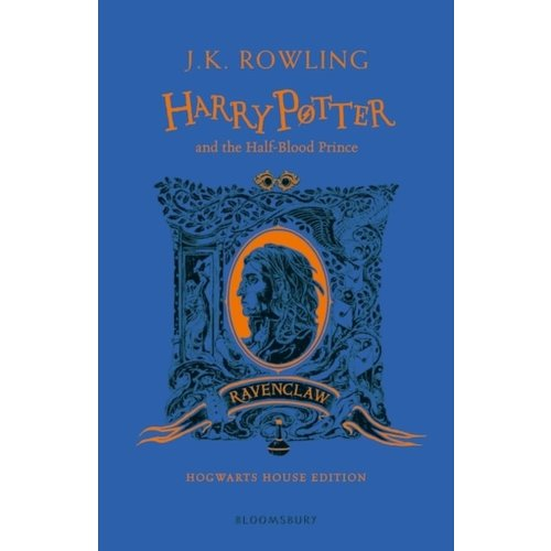 J.K. Rowling Harry Potter and the Half-Blood Prince - Ravenclaw Edition