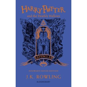J.K. Rowling Harry Potter and the Deathly Hallows - Ravenclaw Edition