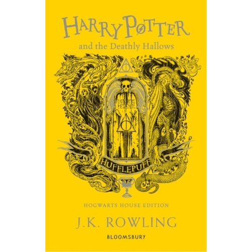 J.K. Rowling Harry Potter and the Deathly Hallows - Hufflepuff Edition