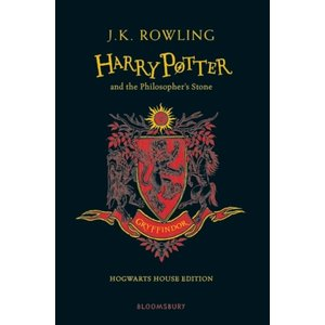 J.K. Rowling Harry Potter and the Philosopher's Stone - Gryffindor Edition