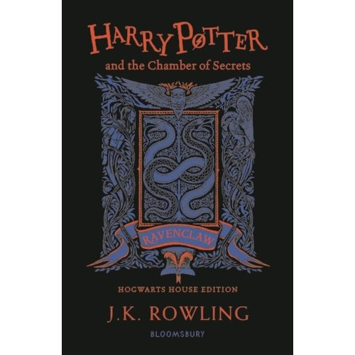 J.K. Rowling Harry Potter and the Chamber of Secrets - Ravenclaw Edition