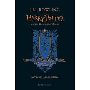 J.K. Rowling Harry Potter and the Philosopher's Stone - Ravenclaw Edition