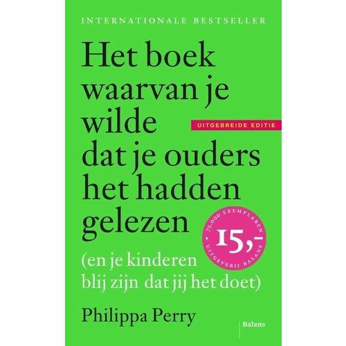 Philippa Perry Het boek waarvan je wilde dat je ouders het hadden gelezen