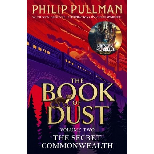 Philip Pullman The Book Of Dust Volume II - The Secret Commonwealth