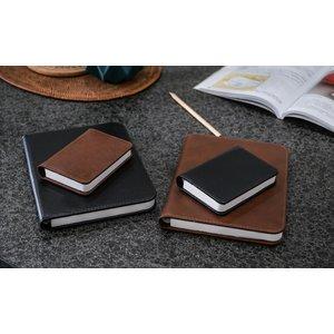 Smart Book Light (Fibre Leather) - Mini Brown