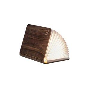 Smart Book Light (Natural Wood) - Mini Walnut