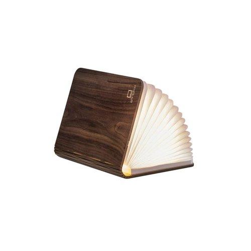 Smart Book Light (Natural Wood) - Large Walnut