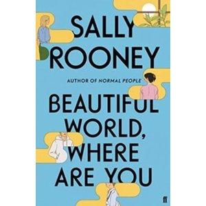 Sally Rooney Beautiful World, Where Are You? (Softback)