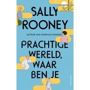 Sally Rooney Prachtige wereld, waar ben je?