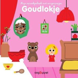 Marion Billet Goudlokje: Mijn sprookjesboek met vingerpopjes