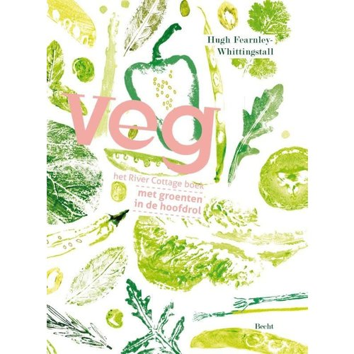 Hugh Fearnley-Whittingstall Veg! het River Cottage boek: met groenten in de hoofdrol