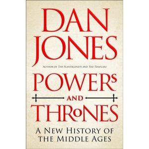 Dan Jones Powers and Thrones
