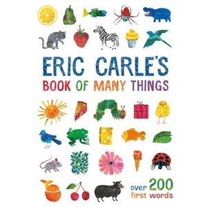 Eric Carle Eric Carle's Book of Many Things