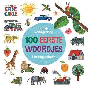 Eric Carle Rupsje Nooitgenoeg - 100 eerste woordjes