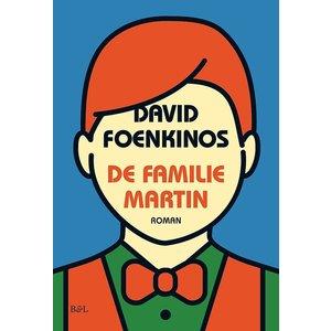 David Foenkinos De familie Martin