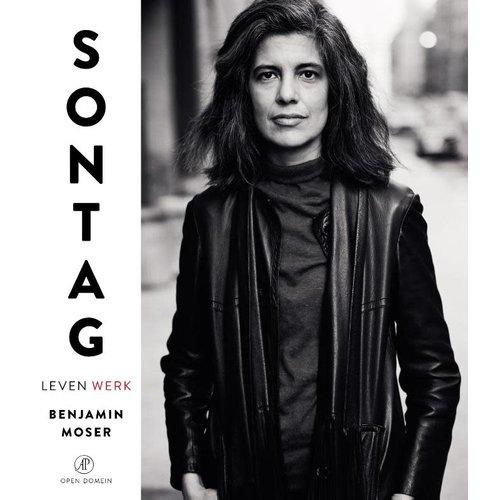 Benjamin Moser Sontag: Haar leven en werk