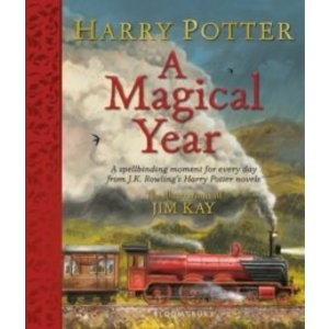 J.K. Rowling Harry Potter - A Magical Year: The Illustrations of Jim Kay