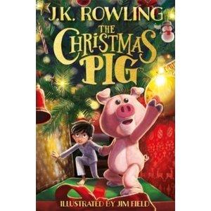 J.K. Rowling The Christmas Pig
