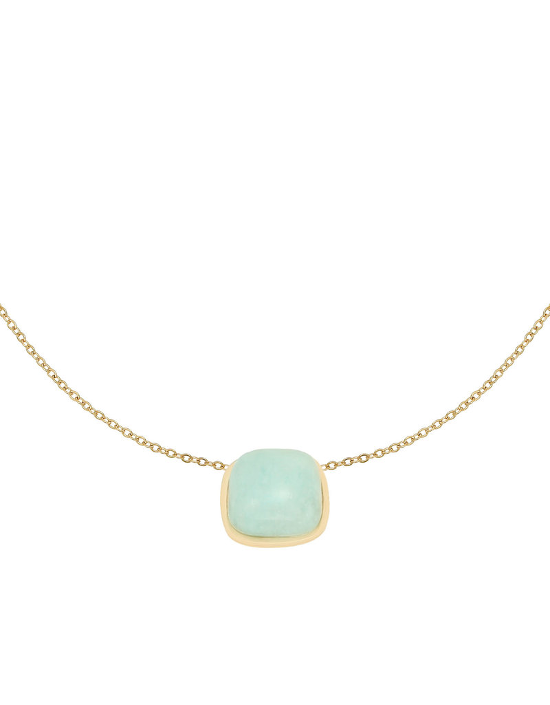 Necklace In Nature green