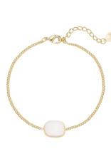 Bracelet In Nature white
