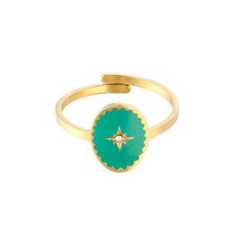 Ring Lollipop green