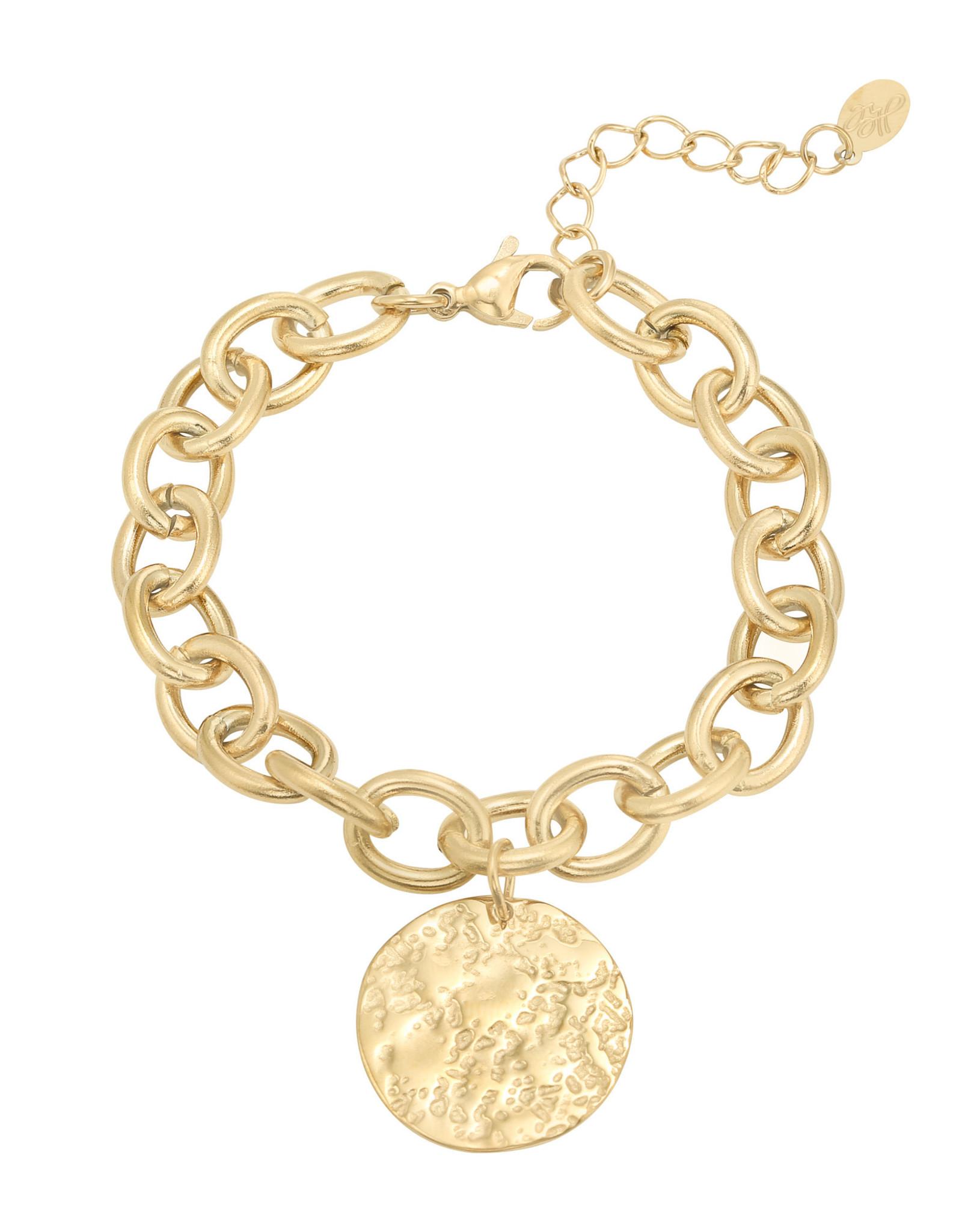Bracelet Athena gold