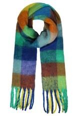 Sjaal geruit